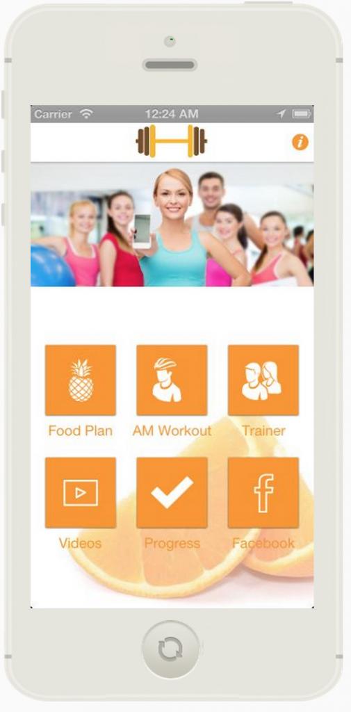 gym apps